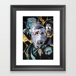 DARKMAN Framed Art Print