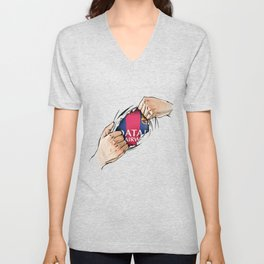 My love Unisex V-Neck