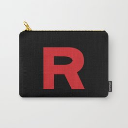 Team Rocket Logo Carry-All Pouch