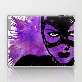 Catwoman Stencil Laptop & iPad Skin