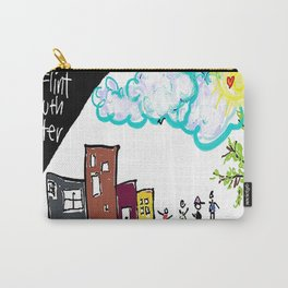 Flint Youth Center Carry-All Pouch