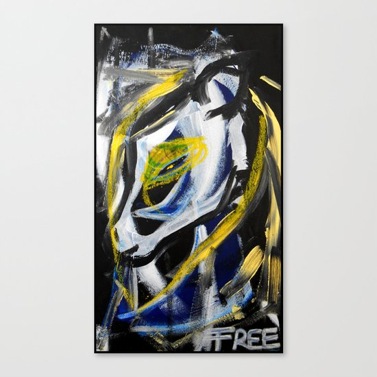 Breakdown Canvas Print
