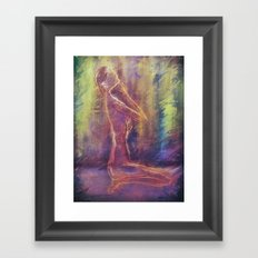 To Dream Framed Art Print