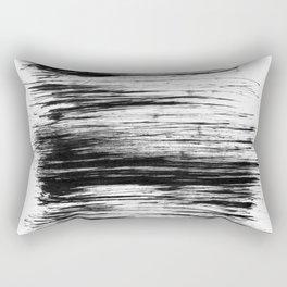 Texture#2 Dry brush Rectangular Pillow
