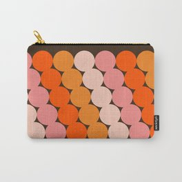 Honey Dots Carry-All Pouch