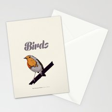 BIRDS 02 Stationery Cards