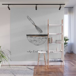 Whip It Good, Music Quote Wall Mural