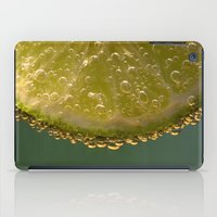 lime iPad Cases featuring Lime! by Caroline Benzies Photography
