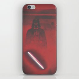 Rogue One Retro Poster I iPhone Skin