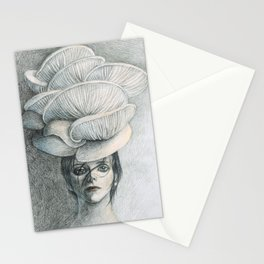 Shroom Kueen Stationery Cards