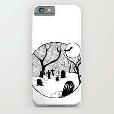 Halloween graveyard Slim Case iPhone 6s