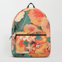 Aloha Orange Sherbet Backpack