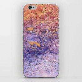 Enchanted Treehouse iPhone Skin