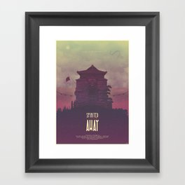 The River Spirit Framed Art Print
