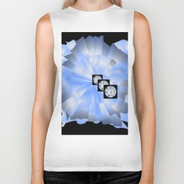 Spacy Diamonds Biker Tank