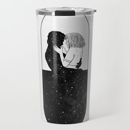 Love in medical pill. Travel Mug