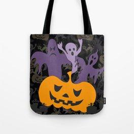 Halloween poster Tote Bag