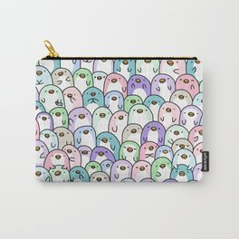 Penguin Snuggles Carry-All Pouch
