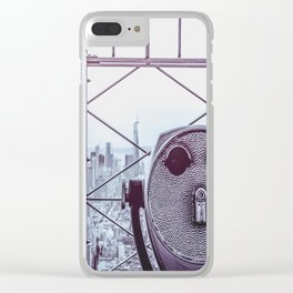 Perfect New York Night - City Life Clear iPhone Case