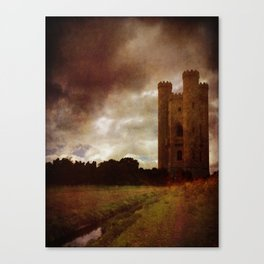 Broadway Tower @ Cascine Park Canvas Print