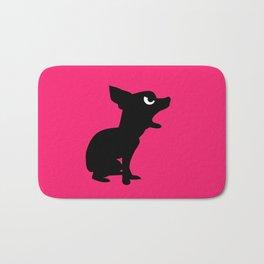 Angry Animals: Chihuahua Bath Mat