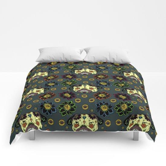 Calavera Paxicana Comforters