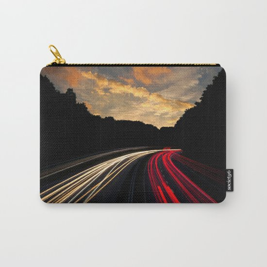 Highway to Adventure Carry-All Pouch