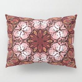 Mandala of Opposites: Warm - Cold, Soft - Hard, Light - Dark Pillow Sham