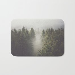 My misty way - Landscape and Nature Photography Bath Mat