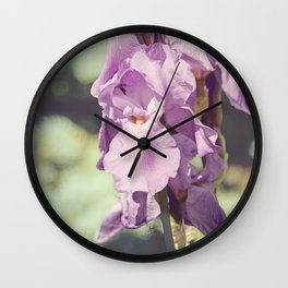 Spring Splendor Wall Clock