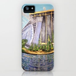 Oakland Jewel From Oakland.Style iPhone Case