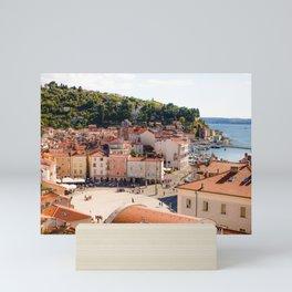 Mediterranean Summer Mini Art Print