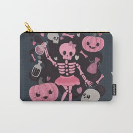 Love Potion Skeleton Dance Carry-All Pouch