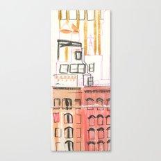 N-Y-SEA Canvas Print