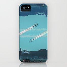 Landing/Take Off iPhone Case
