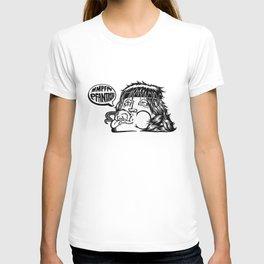 Rambo dinner T-shirt