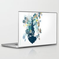 le petit prince Laptop & iPad Skins featuring le petit prince 2010 by frederic levy-hadida