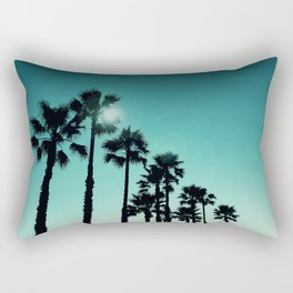 Sundowner - twilight Rectangular Pillow