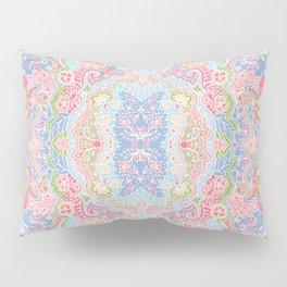 Pastel paisley Pillow Sham