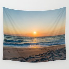 Canaveral Sunrise Wall Tapestry