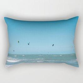 Kitesurf Rectangular Pillow