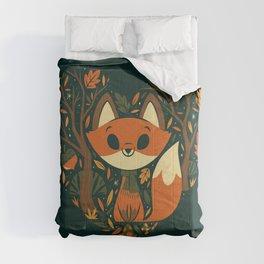 Foxy Heart Comforters