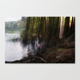 Other Side (2) Canvas Print