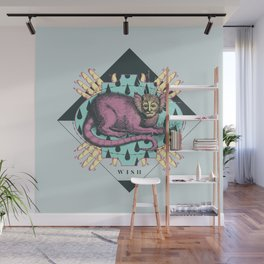 The Monkey's Paw Wall Mural