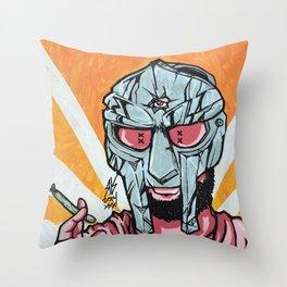 PINK PROPHET: DOOM Throw Pillow