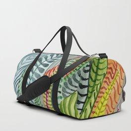 Sea Plants Duffle Bag