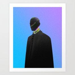Ind4iv0idu4 Art Print