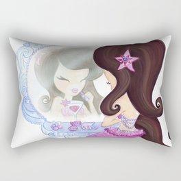 Dolled Up Rectangular Pillow