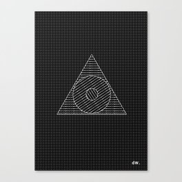 weExist Canvas Print