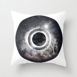 eye Throw Pillow